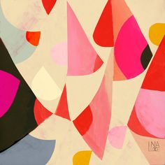 The Nudes - 2013 Kristina Sostarko  © INALUXE #abstract