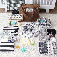 What's In My Diaper Bag – carriemauldin.com