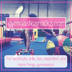 Gymnastics Conditioning, Gymnastics At Home Workouts, Skill tips, Drills and Progressions for Coaches and Gymnasts. Gymnastics At Home, Gymnastics Coaching, Gymnastics Workout, Gymnastics Conditioning, Conditioning Workouts, Gymnasts, Stay In Shape, Drills, Full Body