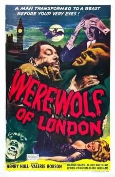 #Werewolf of #London (1935, USA) #horror