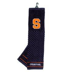 Syracuse Orange Golf Towel