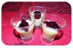 Garfo Publicitário   Blog de Gastronomia e Culinária: Brigadeiro de Chocolate Branco Com Frutas Vermelhas