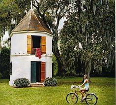 Backyard castle :)