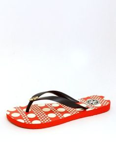 Tory Burch Flip Flop 8 Normandy Blue Tory Burch. $50.00. Signature Logo Medallion At Center. Logo Embossed Insole. rubber. PVC Upper/Lined With Rubber Sole. Rubber Thong Straps
