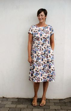 Fabric + dress - Groovybaby....and mama