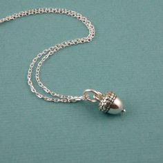 Just found an Acorn Pandora charm I want. Love the symbolism of the acorn!