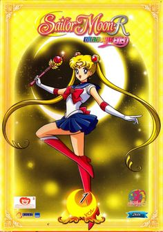 Sailor Moon on DVD cover (Thailand) Sailor Moon Luna, Sailor Moons, Sailor Moon Toys, Sailor Moon Girls, Sailor Moon Kristall, Best Heroine, Moon Drawing, Moon Illustration, Japanese Cartoon