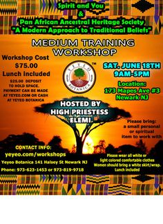 Medium Training Workshop June 2016
