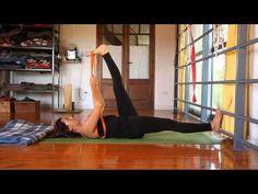 Estiramientos de yoga para aliviar dolor de la ciática