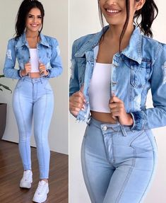 Cute Lazy Outfits, Baddie Outfits Casual, Swag Outfits For Girls, Girls Fashion Clothes, Teen Fashion Outfits, Pretty Outfits, Stylish Outfits, Everyday Outfits, Ideias Fashion