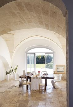 Dining in masseria Photo by #ToneKrok and #YvonneWilhelmsen #bonytt