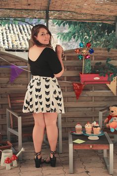 Tea Party, French Curves, le challenge #2 | * Princesse Kyonyuu *
