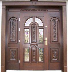 EKSKLUZYWNE Drzwi DREWNIANE Zewnętrzne''ROM-DREW'' - Zdjęcie na imgED