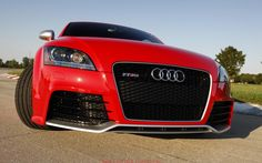 cool audi tt rs red car images hd Audi TT RS Red Car Tuning Coupe Carmodelsworld