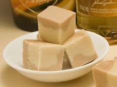Bailey's Irish Coffee Cream Fudge.