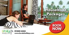 Have you ever gone cruising in a houseboat on the backwaters of Kerala? Kerala Holidays Pvt. Ltd. Provides different category of Houseboats and package Cruise for Honeymoon Couples, Families & Groups in backwaters of Kumarakom & Alleppey in Kerala. Book a Houseboat Package: https://goo.gl/A1HYfe #KeralaTour #KeralaHolidays #BackwaterTourPackages #HouseboatTourPackage #KeralaHoneymoonPackages #HoneymoonPackagesKerala #KeralaPremiumTour