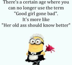 Minions - Aging