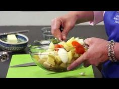 How to Make Healthy Roasted Root Vegetables - YouTube