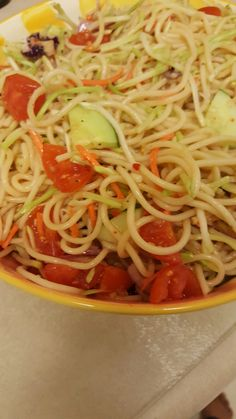 K's Summer Pasta Salad