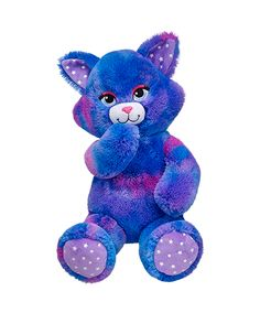 17 in. Stars-A-Glow Kitty - Build-A-Bear Workshop US
