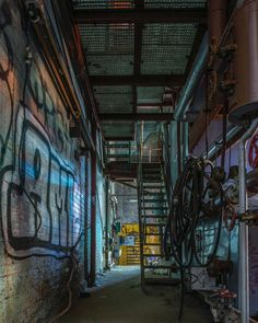 #locationscouting at #lostplaces #fleischfabrik #berlin #lichtenberg #hdr #nikon #graffiti