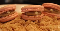 TC Paris joins ChowderFest 2015 Saratoga Springs, NY with our clam shell 'Sea Salt & Caramel' French Macaron.  Under the Sea & Gluten Free!   Available only 1/31/2015