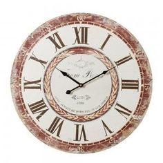 #reloj #retro 16,99€! #home #hogar #estilo #deco #decoración #oferta en hogaresconestilo.com