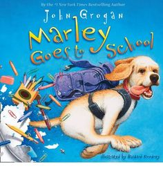Packed with action and hilarious antics, this is the third picture book about Marley, who first appeared in the phenomenally bestselling novel, 'Marley and Me'.