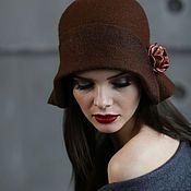 Купить или заказать Валяное платье «Darkness» в интернет магазине на Ярмарке Мастеров. С доставкой по России и СНГ. Материалы: шерсть, натуральный шёлк. Размер: 46