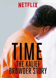 """Check out """"Time: The Kalief Browder Story"""" on Netflix Netflix Time, Watch Trailer, Check, Movies, Movie Posters, Films, Film Poster, Cinema, Movie"""