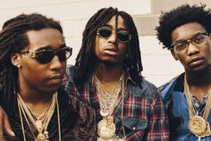 """Migos and Sean Paul to Drop New Single """"Body,"""" This Week: The beloved rap trio is making a crossover to dancehall. Migos Albums, Migos Rapper, Migos Quavo, Sean Paul, Three Wise Men, Music Promotion, Love To Meet, Reggae, Song Lyrics"""