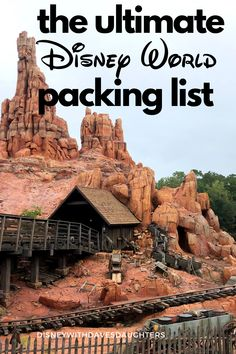 Wondering what to pack for your Walt Disney World vacation? Here is your packing guide! Everything you need to bring to Florida to have the best Disney trip ever. Disney World Packing, Walt Disney World Vacations, Disney Trips, Disney Crowd Calendar, Disney Crowds, Disney Insider, Disney World Tips And Tricks, What To Pack, Plan Your Trip