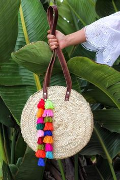DIY Tassel Bag Charm