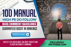 do 100 Manual High TRUSTFLOW Dofollow Backlinks by quickseoservice