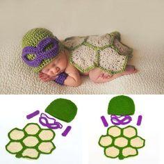 Ninja Turtles Newborn Baby
