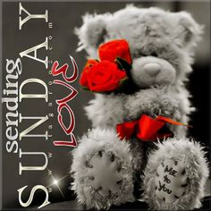 Happy Sunday! Oh! M, just lovely, and I thank you! xx ;))