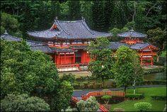 Byodo-In Temple   Flickr - Greg Vaughn Windward Oahu, Hawaii.