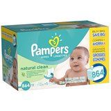 Pampers Natural Clean Wipes Box with Tub 864 Count Pampers Natural Clean Baby WipesThese wipes are delicate and softy like baby's washcloth and will be Free Baby Stuff, Cool Baby Stuff, Natural Baby Wipes, Diaper Brands, Baby Washcloth, Baby Boy, Diaper Sizes, Disposable Diapers, Baby Skin