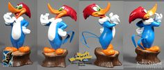 Walter Lantz Woody Woodpecker | be working with Universal Studios to produce the ultimate Walter Lantz ...