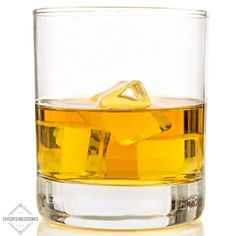 "Taylor'd Milestones ""No.1 Classic"" 10 oz Scotch / Whiskey Glasses. ~ 2 Piece Gift Set"