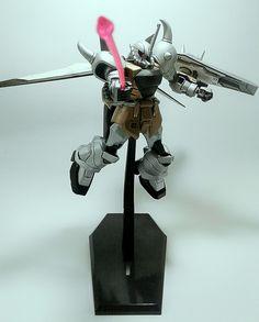 ZGMF-X2000Gouf Ignited Custom 1:144