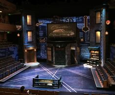 Guys And Dolls — Michael Schweikardt Design Stage Set Design, Set Design Theatre, Playhouse In The Park, Playhouse Theatre, Guys And Dolls Musical, Soulful Christmas, Old Globe, Ghost Light, Little Shop Of Horrors