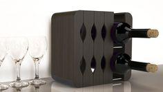 Acordeón para el vino