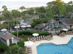 Omni Hilton Oceanfront Resort -- Hilton Head Island, South Carolina. Can't wait!!!!!