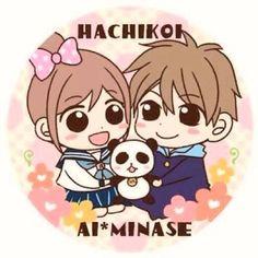 Hachimitsu ni Hatsukoi
