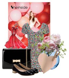 """""""Sheinside I/4"""" by belle-papillon ❤ liked on Polyvore featuring Ted Baker and LSA International"""
