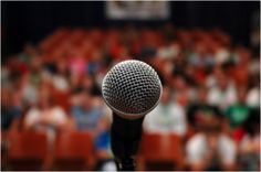 Want to improve your public speaking skills? Here are 7 tips to effective public speaking!