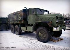 Looks like the one on The Walking Dead! A Cargo Truck with a Dropside Cargo Body. Find Military Vehicles on GovLiquidation! Army Vehicles, Armored Vehicles, 6x6 Truck, Expedition Truck, Bug Out Vehicle, Military Armor, Military Surplus, Heavy Truck, Military Equipment