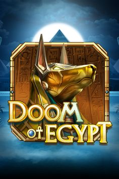 The Doom of Egypt online slot is a title powered by Play'n GO that offers a great-looking Egyptian theme with a darker slant than what you normally see in this sub-genre. Players will get a ton of value from free spins, wild symbols and random expanding symbols that cover entire reels to make it easier to hit multi-line wins. Play N Go, Online Casino Games, Free Slots, Slot Online, Slot Machine, Game Design, Egyptian, New Zealand