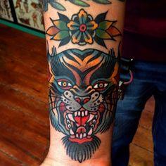 Luke Jinks - Cloak and Dagger Tattoo Parlour